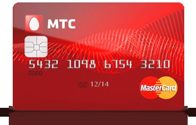 Карта МТС Деньги